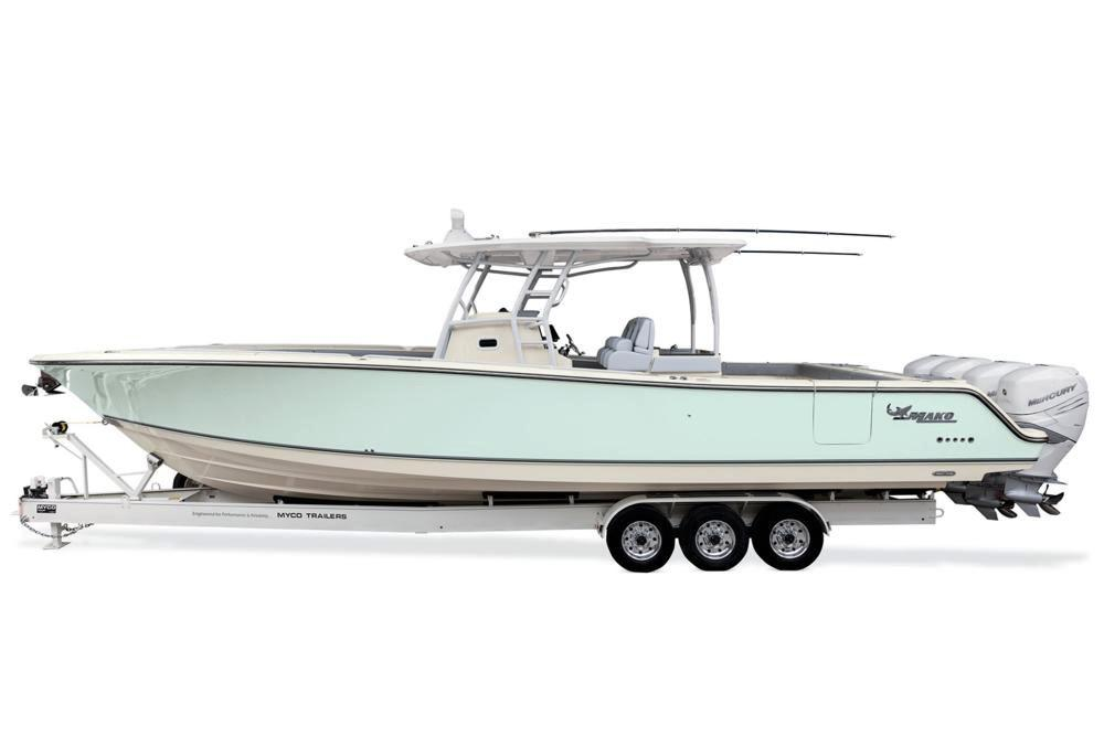 2020 Mako 414 CC Sportfish Edition in Eastland, Texas - Photo 2