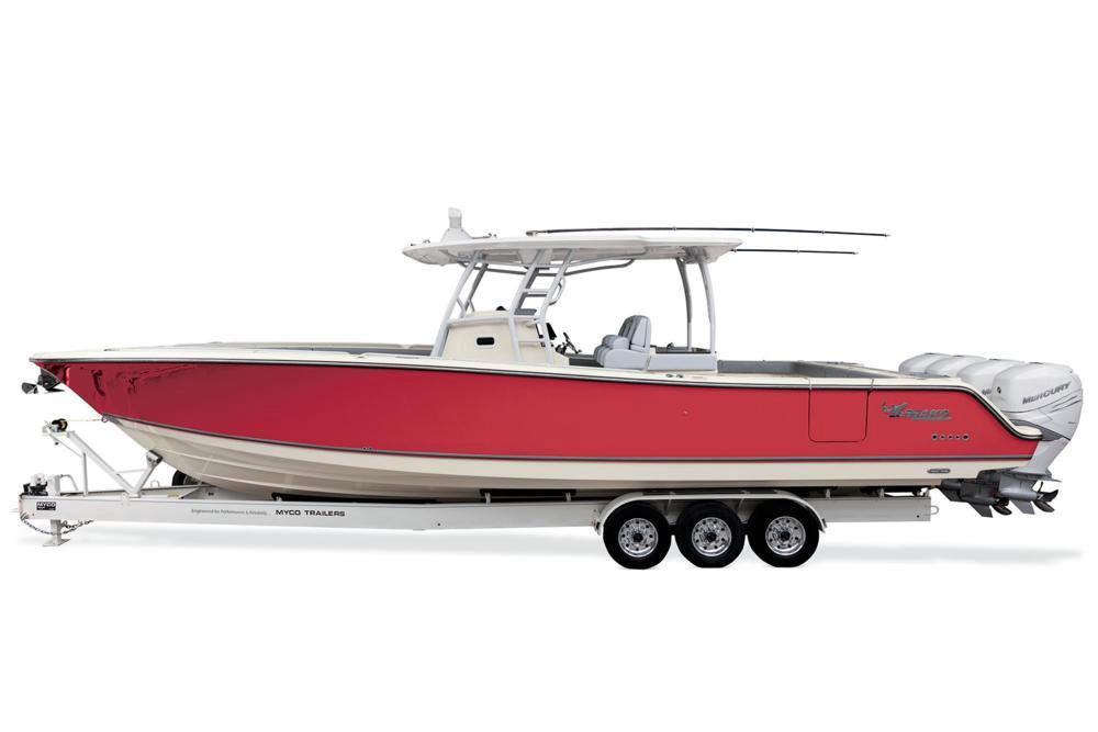2020 Mako 414 CC Sportfish Edition in Eastland, Texas - Photo 3