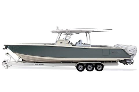 2020 Mako 414 CC Sportfish Edition in Eastland, Texas - Photo 4
