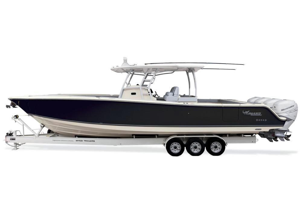 2020 Mako 414 CC Sportfish Edition in Eastland, Texas - Photo 5