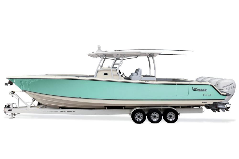 2020 Mako 414 CC Sportfish Edition in Eastland, Texas - Photo 7