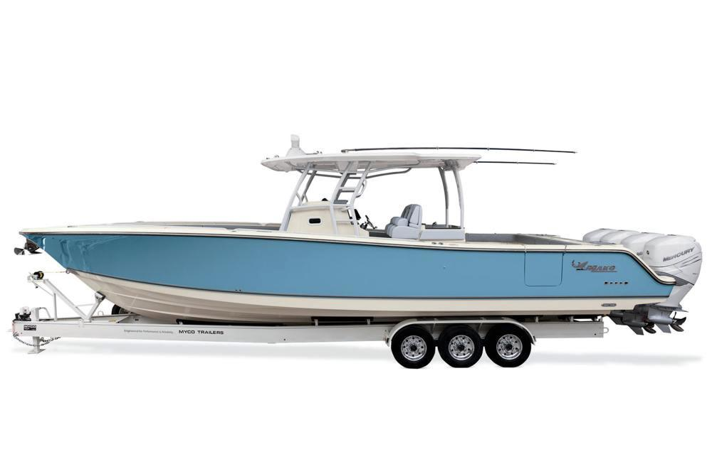 2020 Mako 414 CC Sportfish Edition in Eastland, Texas - Photo 9