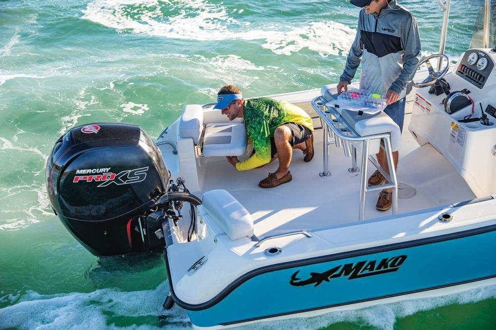 2020 Mako 184 CC in Waco, Texas - Photo 5