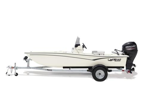 2020 Mako Pro Skiff 15 CC in Waco, Texas - Photo 4