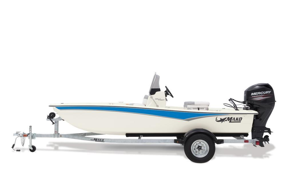 2020 Mako Pro Skiff 15 CC in Waco, Texas - Photo 7