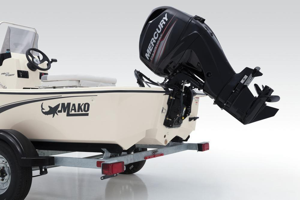 2020 Mako Pro Skiff 15 CC in Waco, Texas - Photo 36