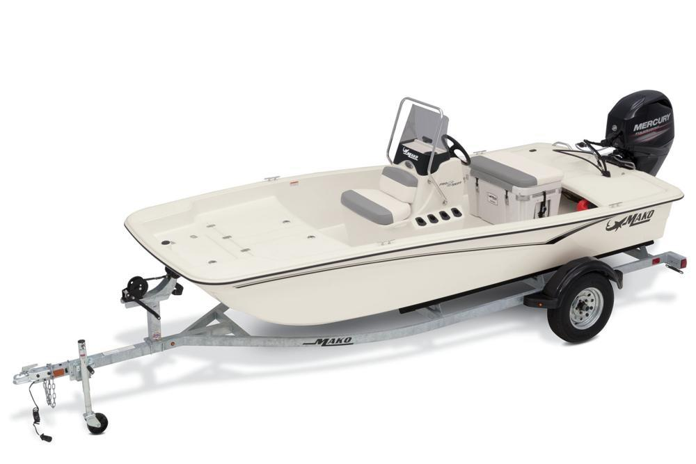 2020 Mako Pro Skiff 15 CC in Eastland, Texas - Photo 1