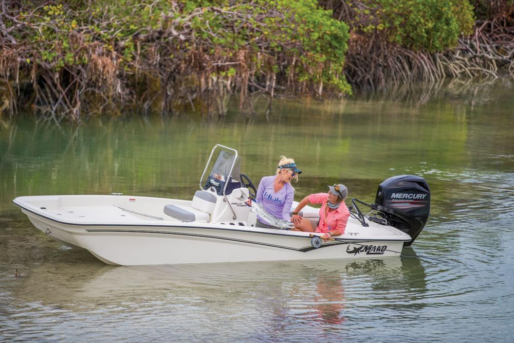 2020 Mako Pro Skiff 15 CC in Eastland, Texas - Photo 3