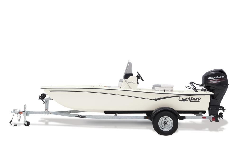 2020 Mako Pro Skiff 15 CC in Eastland, Texas - Photo 4