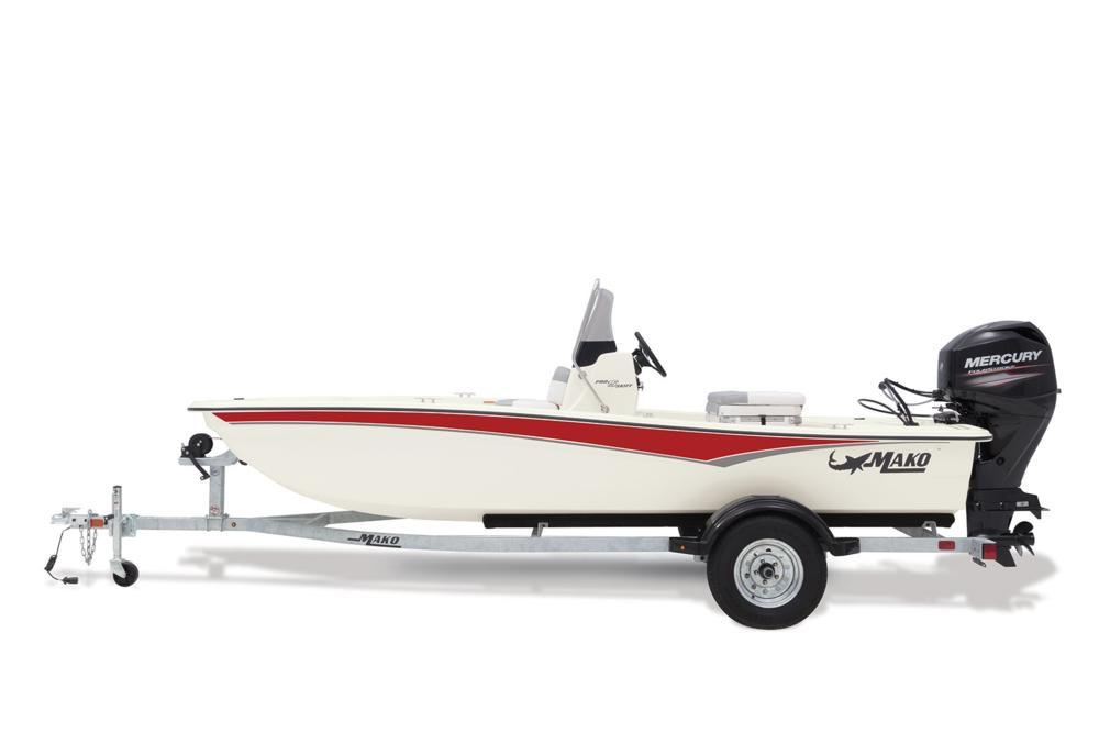 2020 Mako Pro Skiff 15 CC in Eastland, Texas - Photo 5