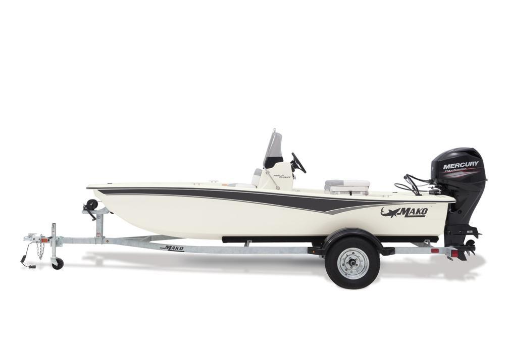 2020 Mako Pro Skiff 15 CC in Eastland, Texas - Photo 6