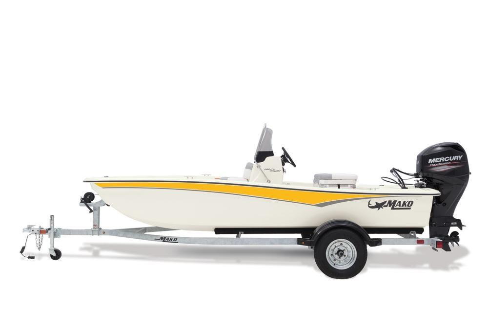 2020 Mako Pro Skiff 15 CC in Eastland, Texas - Photo 8
