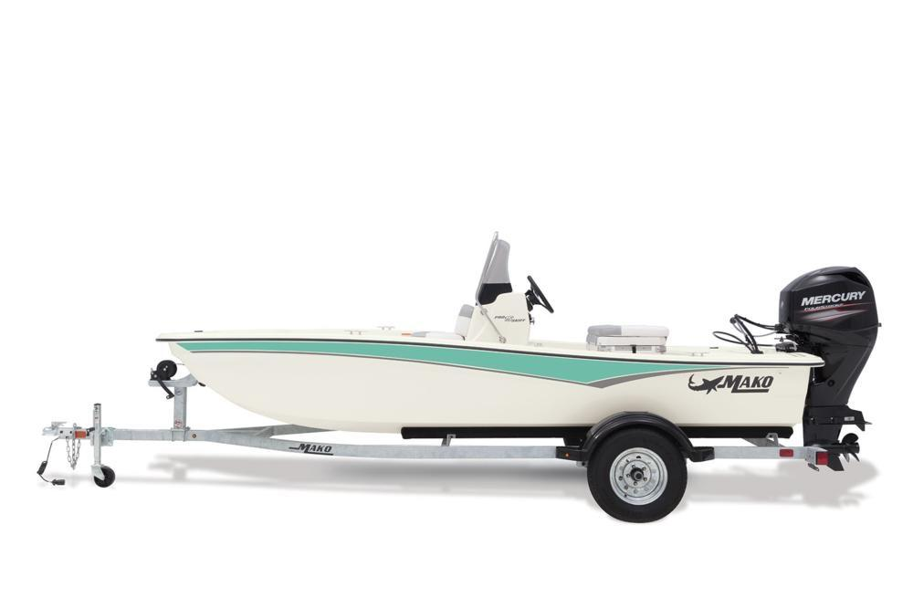 2020 Mako Pro Skiff 15 CC in Eastland, Texas - Photo 9