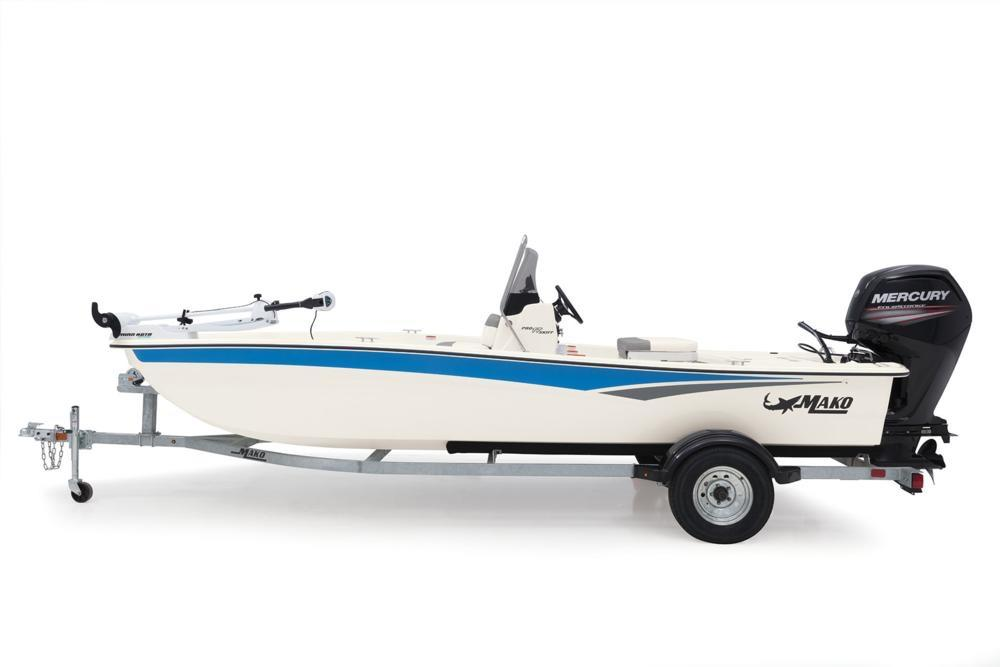 2020 Mako Pro Skiff 17 CC in Waco, Texas - Photo 9