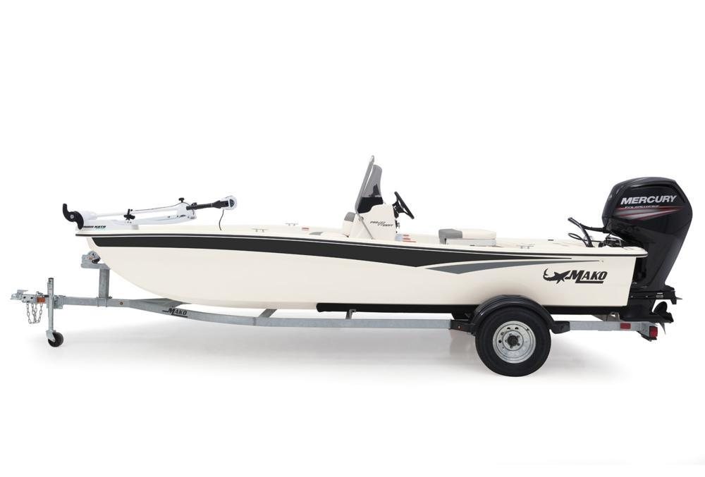 2020 Mako Pro Skiff 17 CC in Rapid City, South Dakota - Photo 10