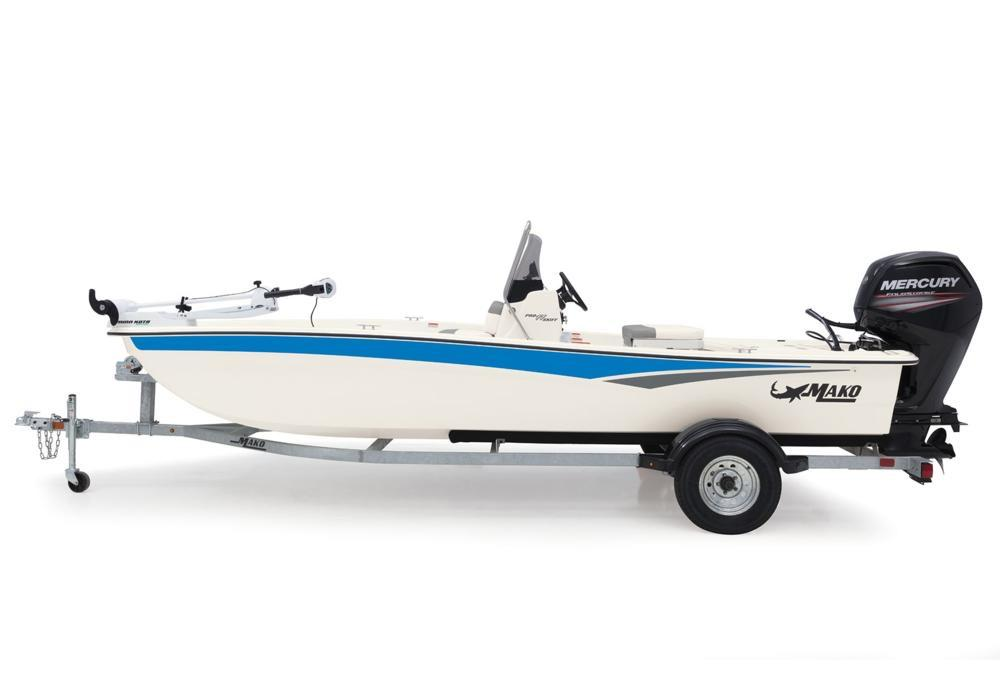 2020 Mako Pro Skiff 17 CC in Waco, Texas - Photo 12