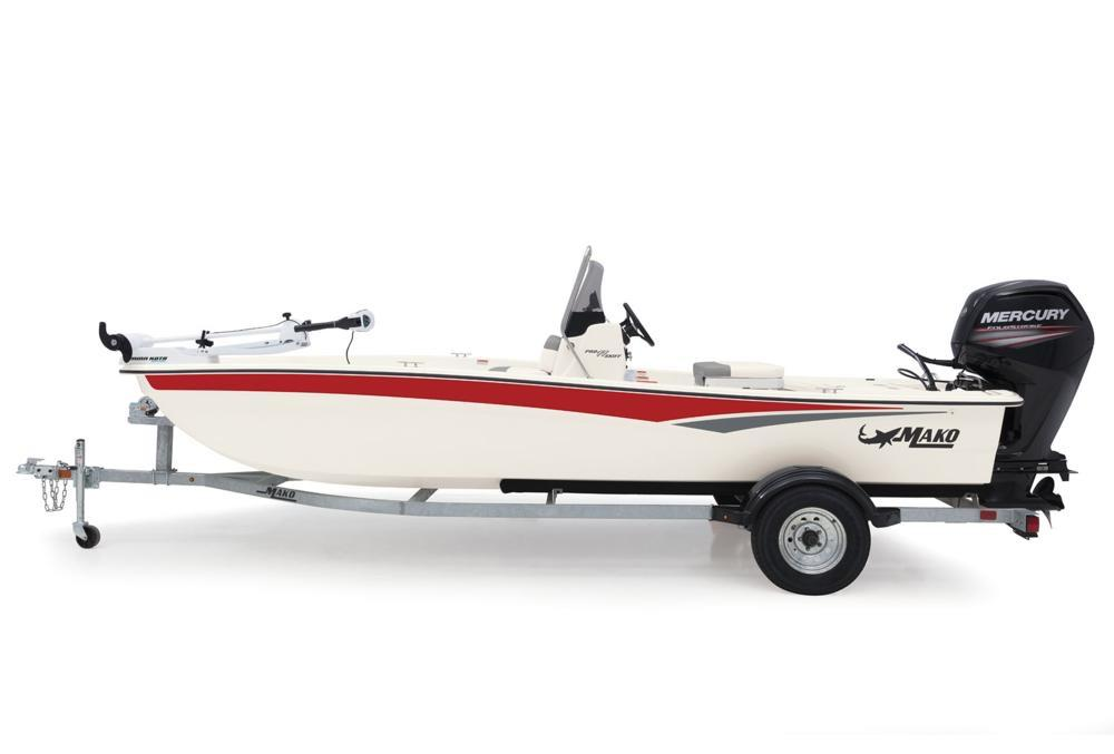 2020 Mako Pro Skiff 17 CC in Waco, Texas - Photo 13