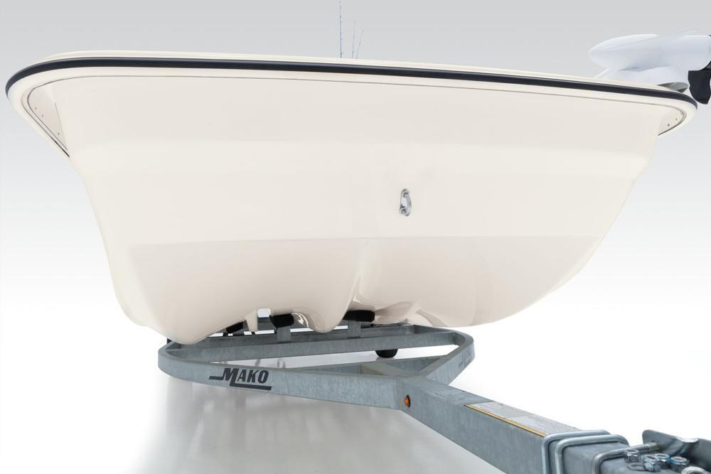 2020 Mako Pro Skiff 17 CC in Waco, Texas - Photo 34