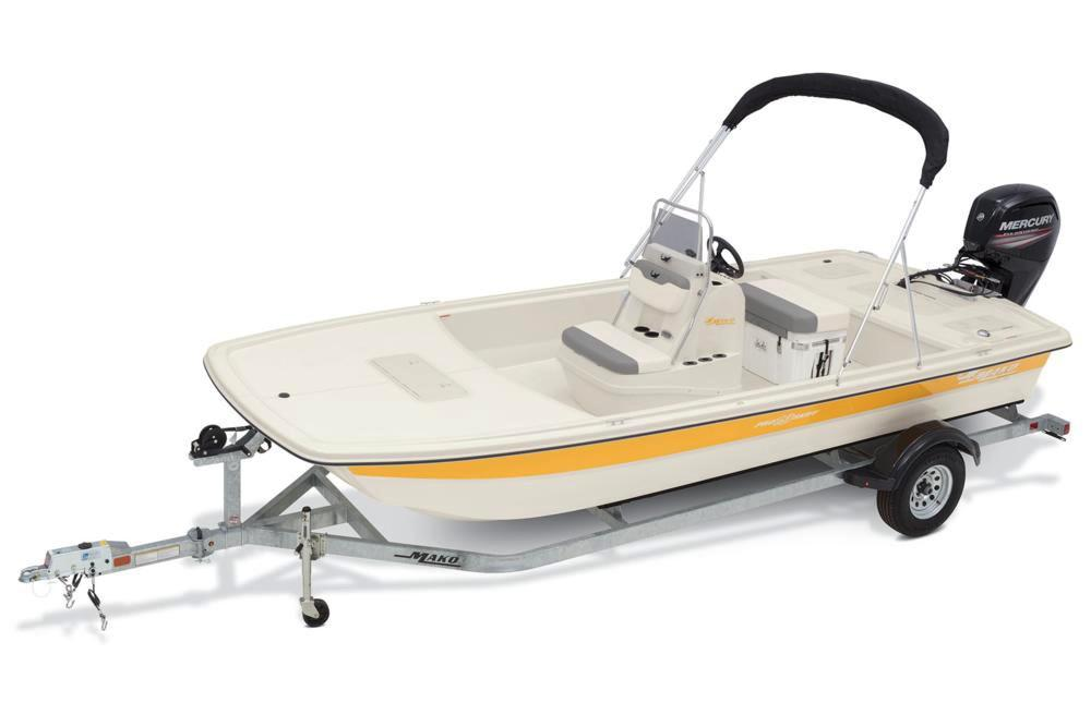 2020 Mako Pro Skiff 19 CC in Waco, Texas - Photo 10