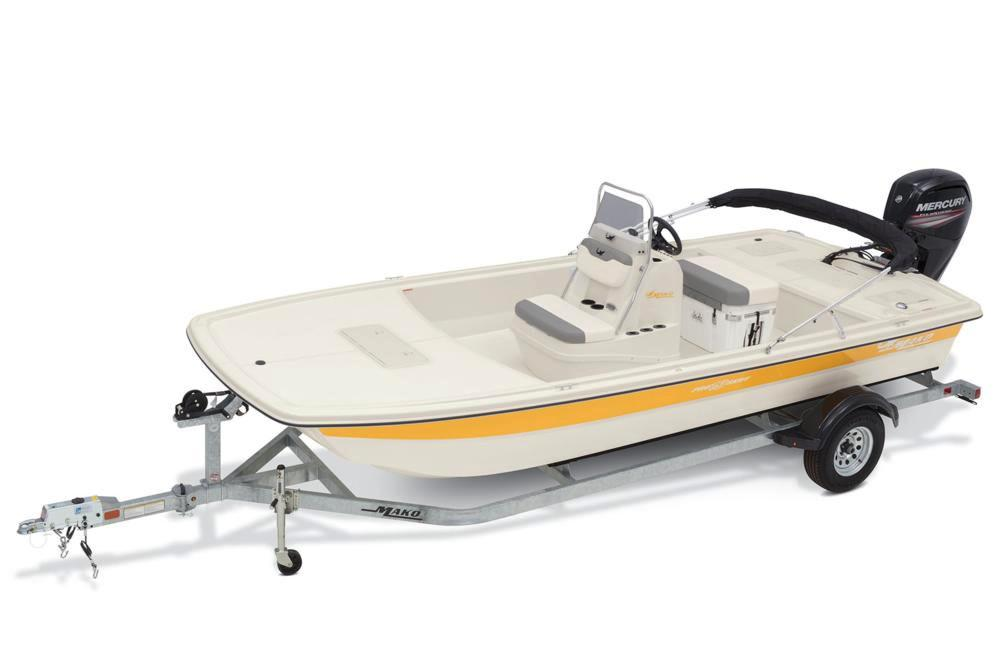 2020 Mako Pro Skiff 19 CC in Waco, Texas - Photo 11