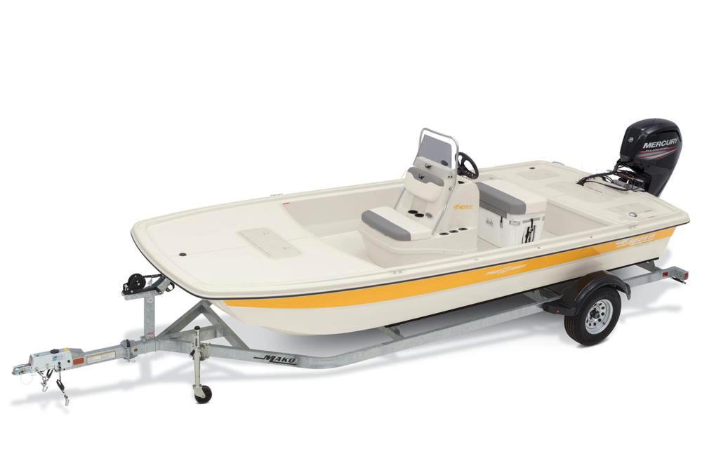 2020 Mako Pro Skiff 19 CC in Waco, Texas - Photo 12