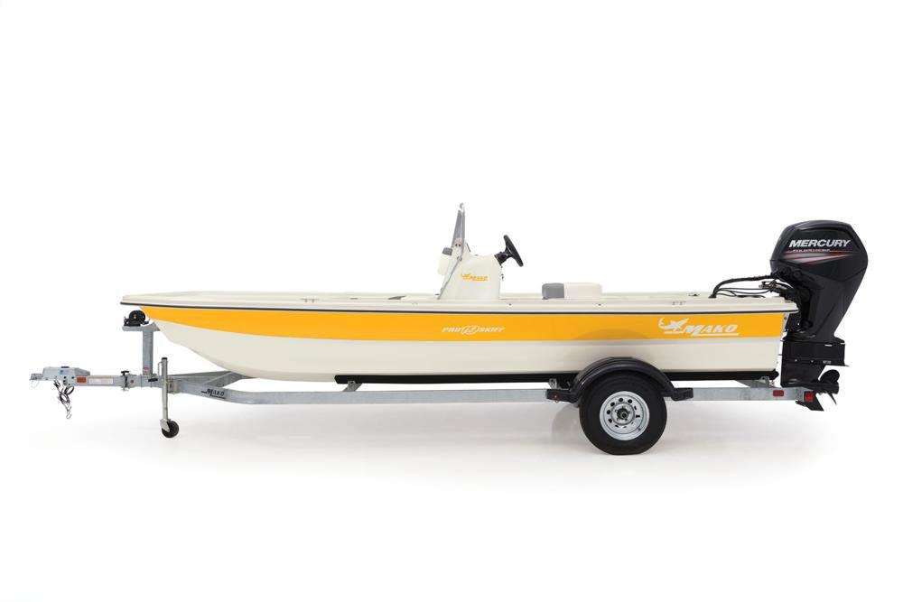 2020 Mako Pro Skiff 19 CC in Waco, Texas - Photo 13