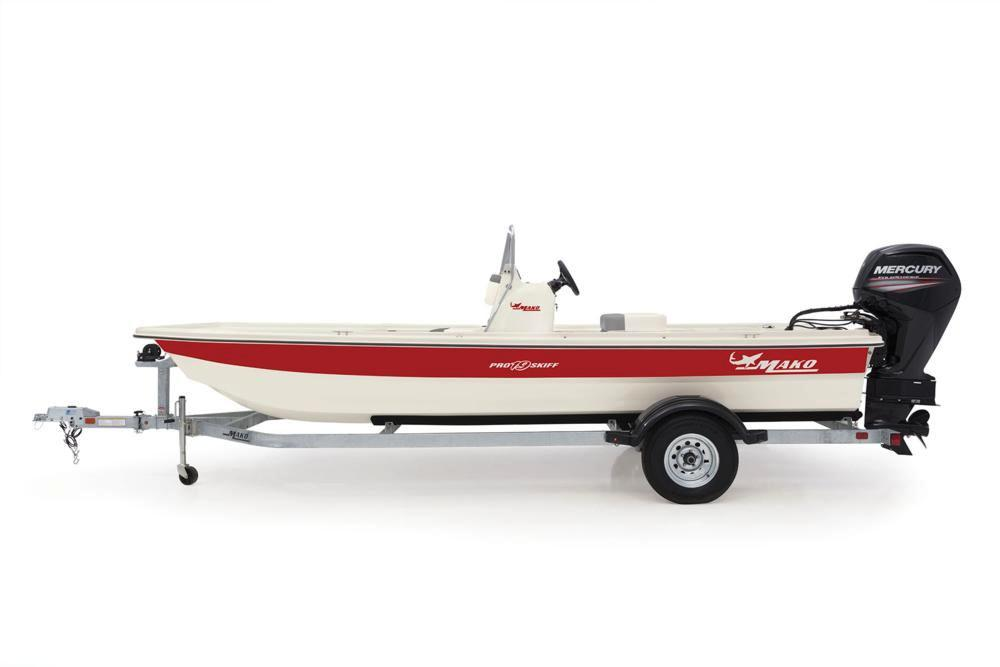 2020 Mako Pro Skiff 19 CC in Waco, Texas - Photo 14