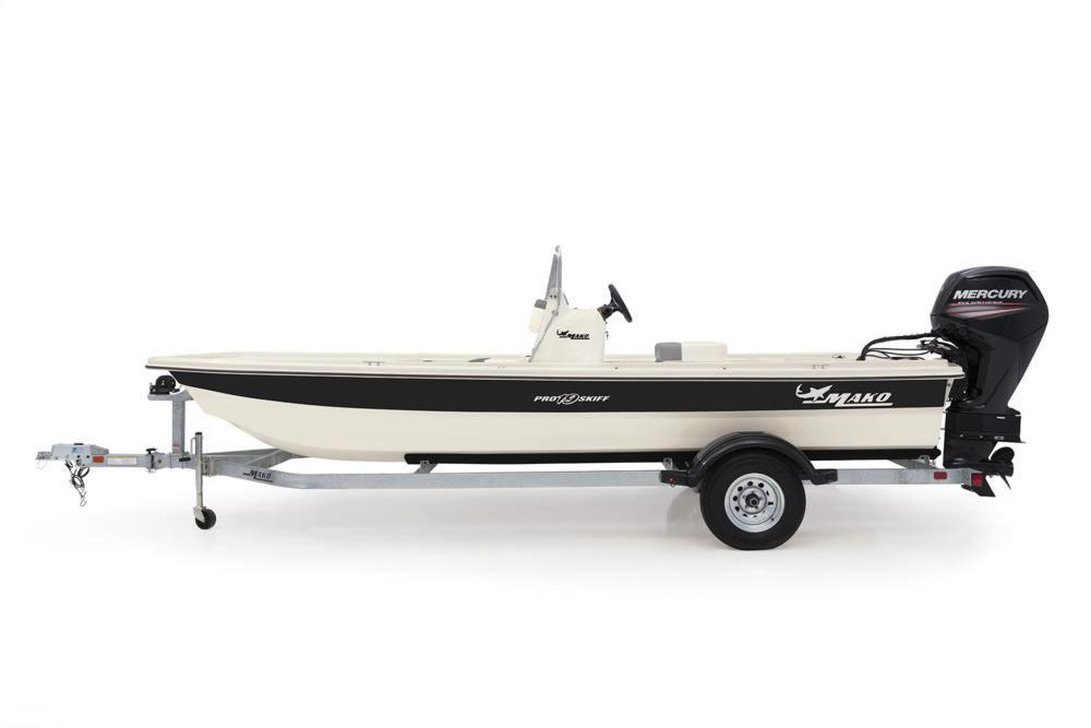 2020 Mako Pro Skiff 19 CC in Waco, Texas - Photo 17