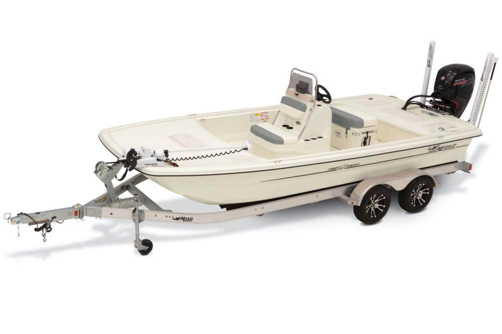2020 Mako Pro Skiff 19 CC Guide Pkg in Waco, Texas - Photo 1