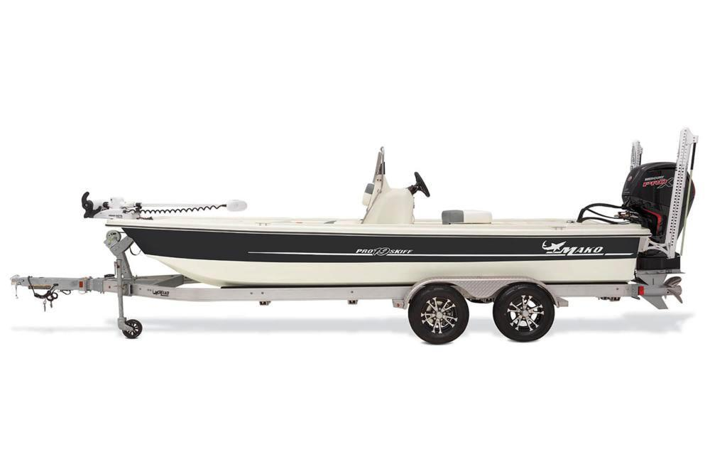 2020 Mako Pro Skiff 19 CC Guide Pkg in Waco, Texas - Photo 5