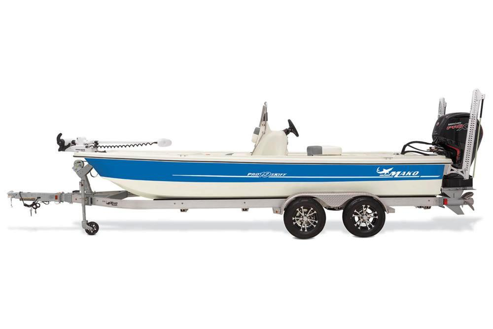 2020 Mako Pro Skiff 19 CC Guide Pkg in Eastland, Texas - Photo 3