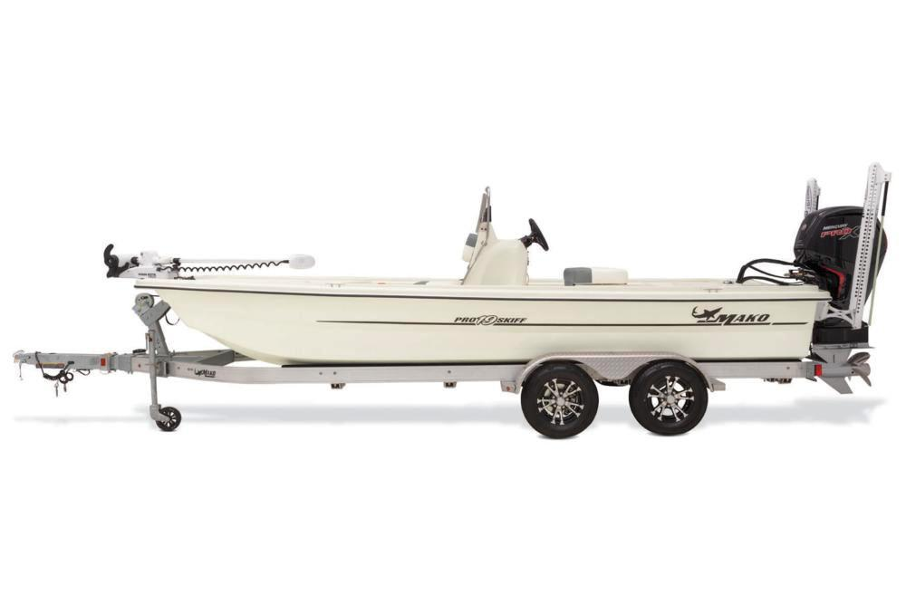2020 Mako Pro Skiff 19 CC Guide Pkg in Eastland, Texas - Photo 6