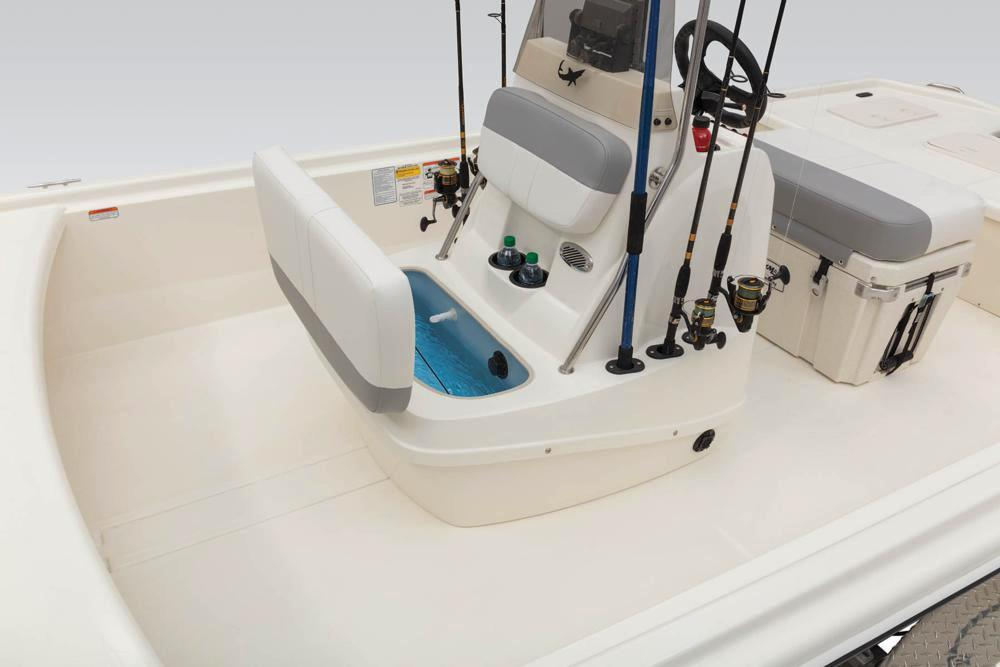2020 Mako Pro Skiff 19 CC Guide Pkg in Eastland, Texas - Photo 13