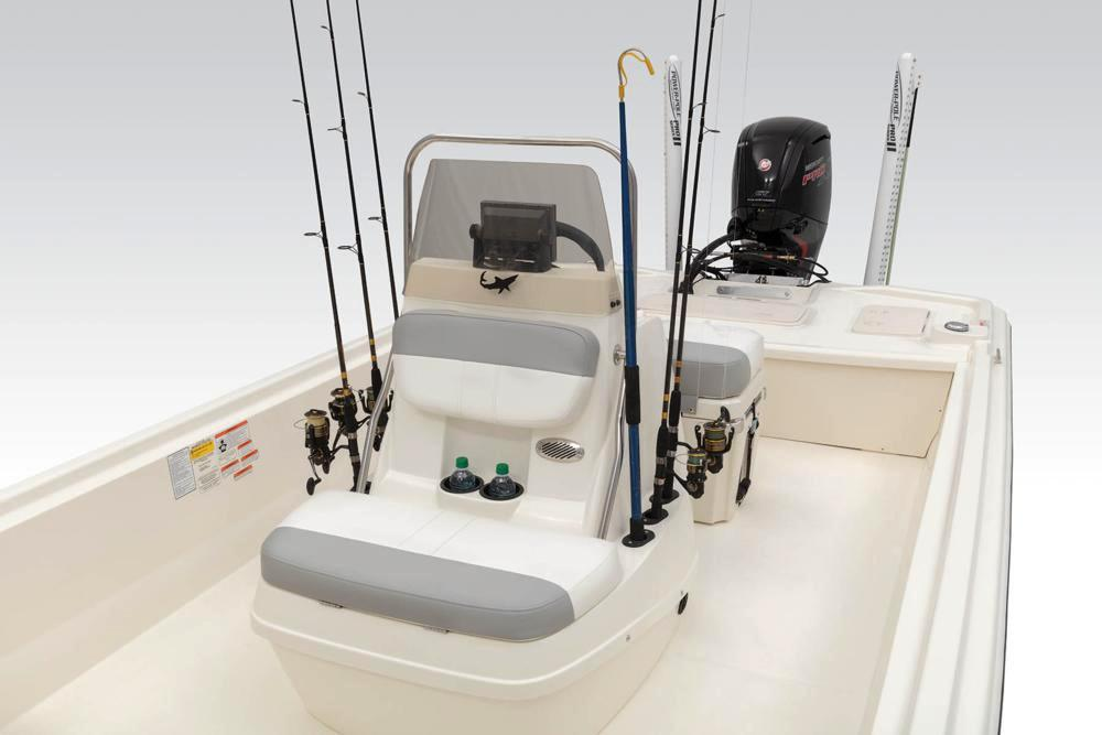 2020 Mako Pro Skiff 19 CC Guide Pkg in Eastland, Texas - Photo 24