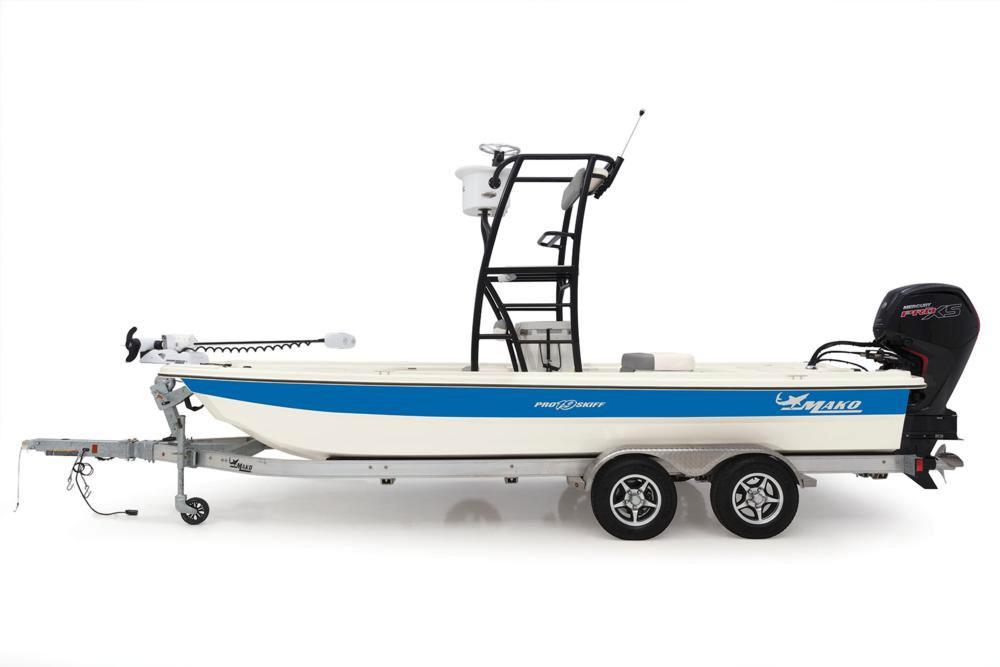2020 Mako Pro Skiff 19 Top Drive in Eastland, Texas - Photo 10