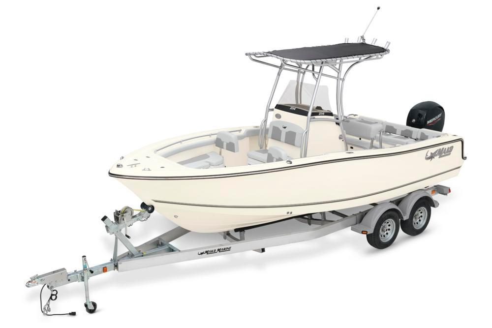 2021 Mako 214 CC in Eastland, Texas - Photo 1