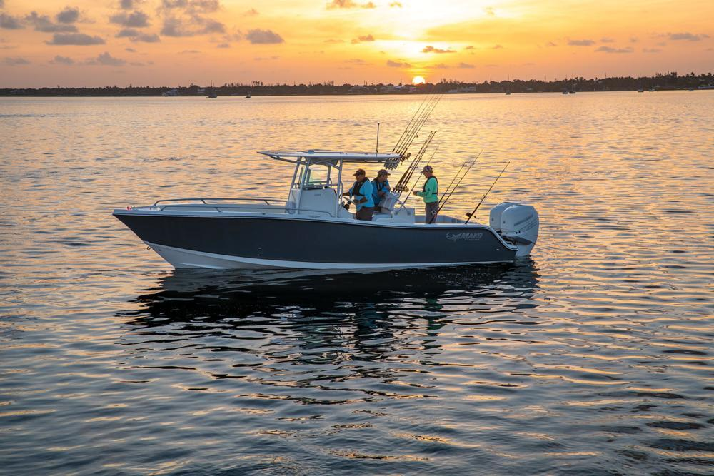 2021 Mako 284 CC in Eastland, Texas - Photo 7