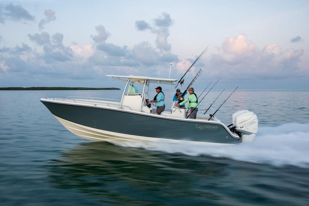 2021 Mako 284 CC in Eastland, Texas - Photo 9
