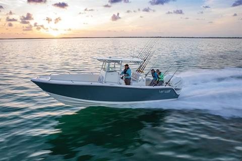 2021 Mako 284 CC in Eastland, Texas - Photo 12