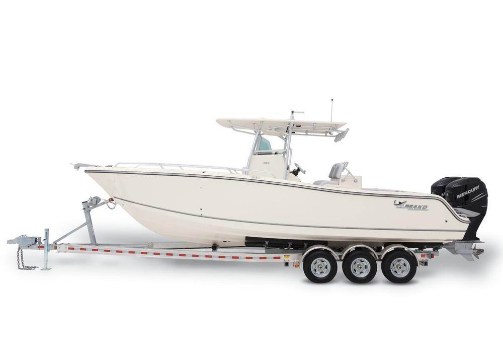 2021 Mako 284 CC in Eastland, Texas - Photo 14