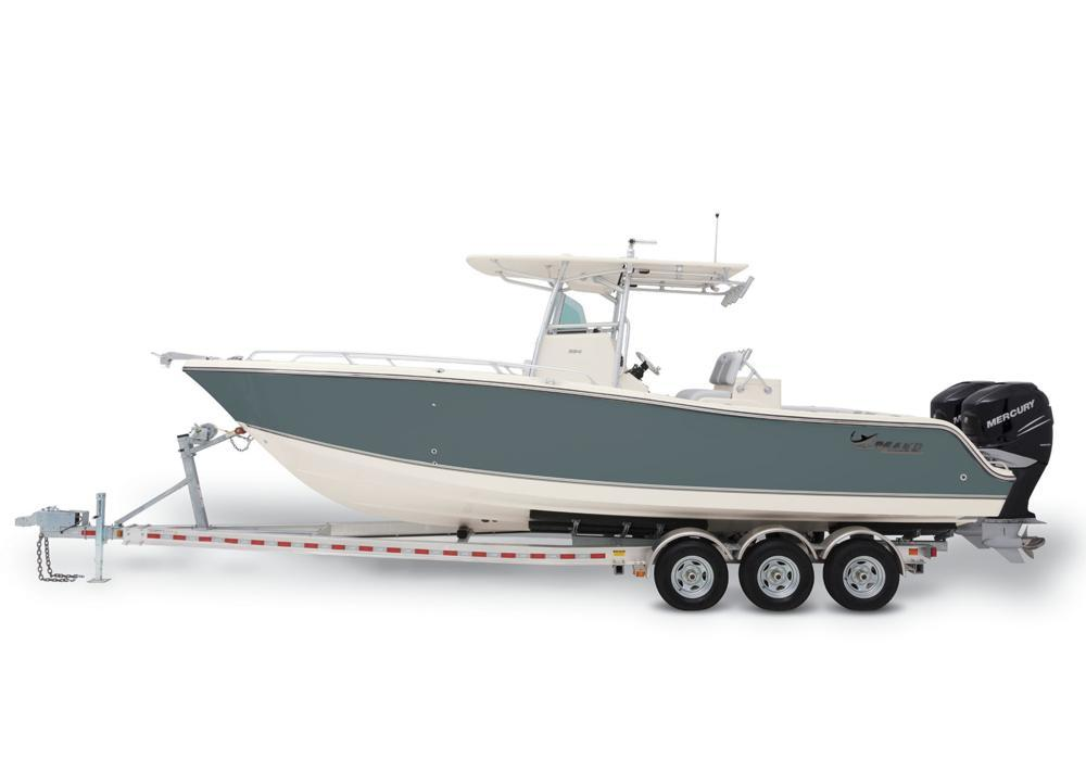 2021 Mako 284 CC in Eastland, Texas - Photo 15