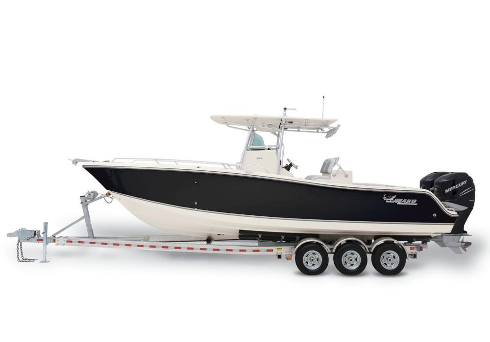 2021 Mako 284 CC in Eastland, Texas - Photo 16