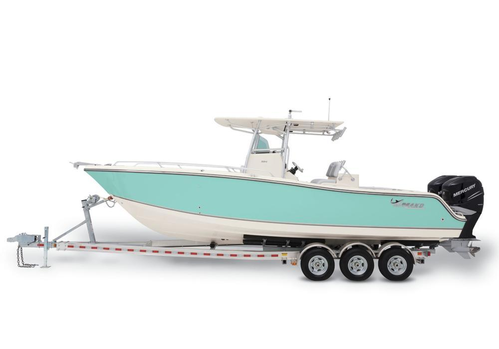 2021 Mako 284 CC in Eastland, Texas - Photo 17