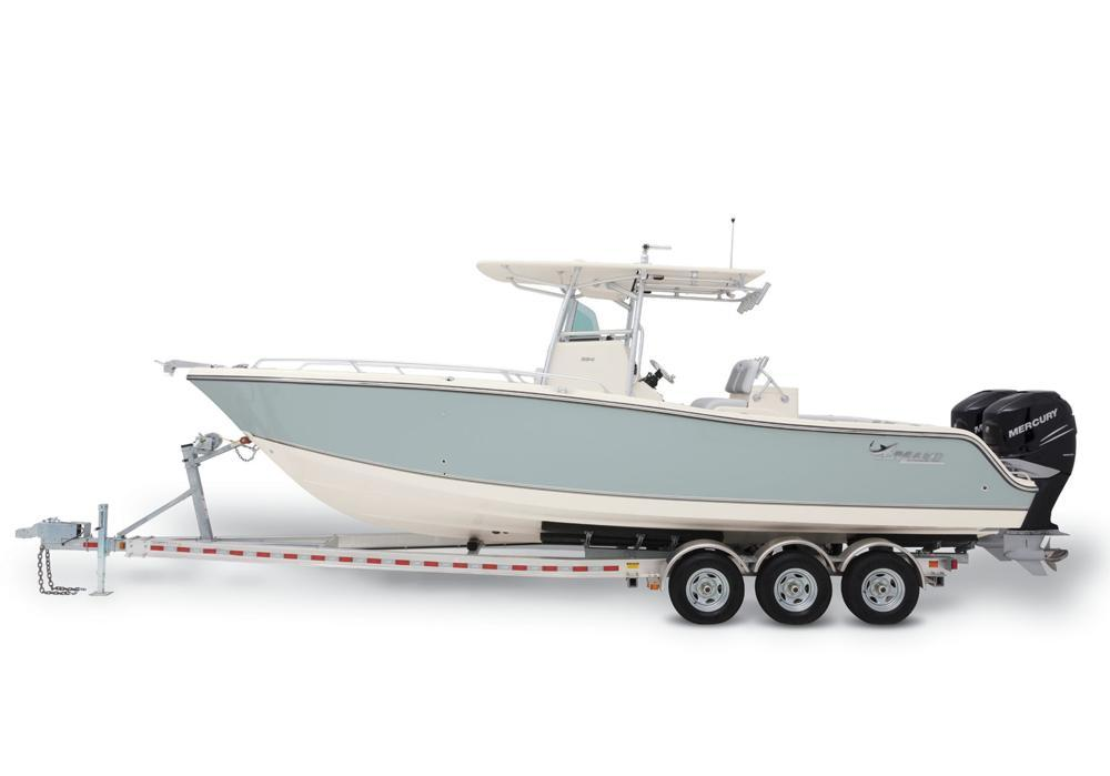 2021 Mako 284 CC in Eastland, Texas - Photo 18