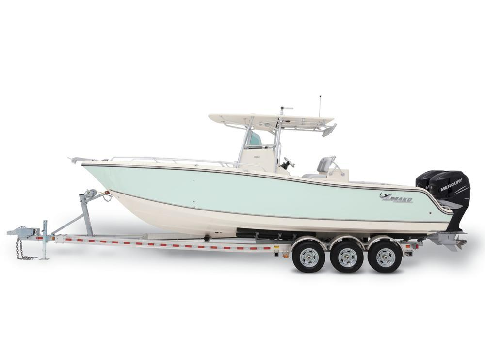 2021 Mako 284 CC in Eastland, Texas - Photo 19