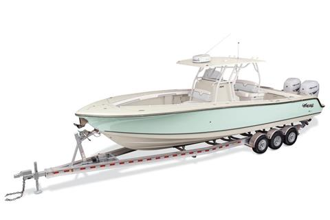 2021 Mako 334 CC in Eastland, Texas