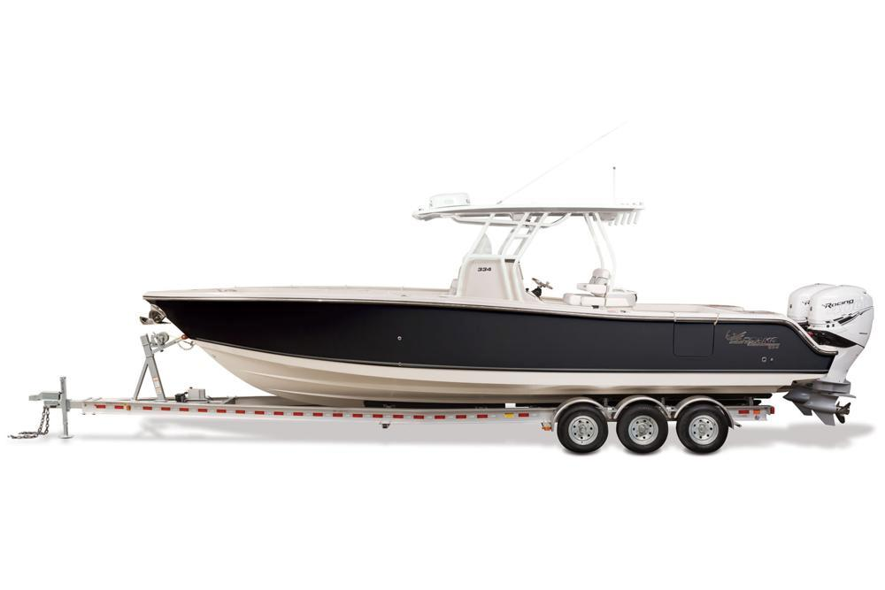 2021 Mako 334 CC in Eastland, Texas - Photo 8