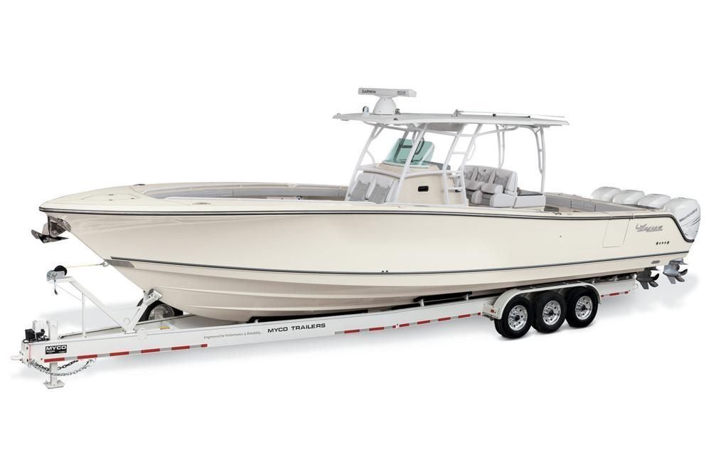 2021 Mako 414 CC in Eastland, Texas - Photo 1