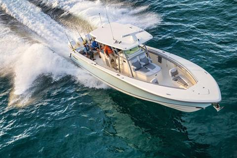 2021 Mako 414 CC in Eastland, Texas - Photo 2