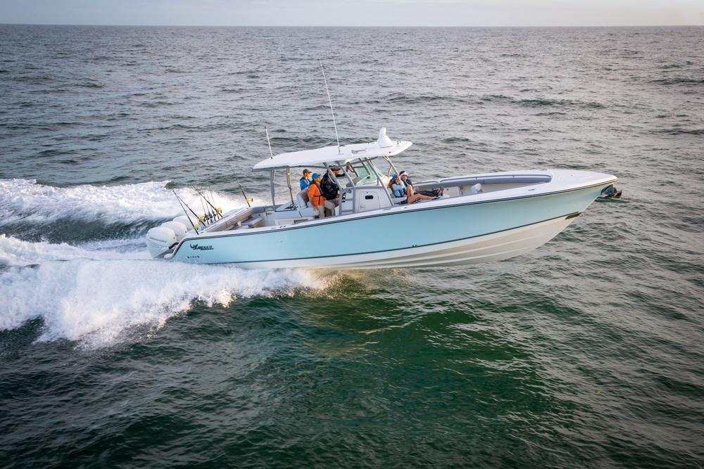 2021 Mako 414 CC in Eastland, Texas - Photo 6